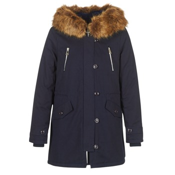 material Women Parkas Betty London HARI Marine