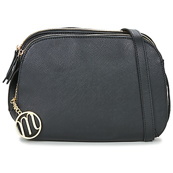 Bags Women Shoulder bags Moony Mood HEXI Black