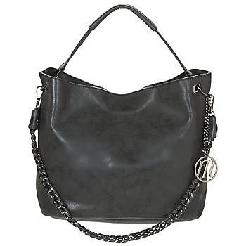 Bags Women Shoulder bags Moony Mood HOFI Grey / Dark