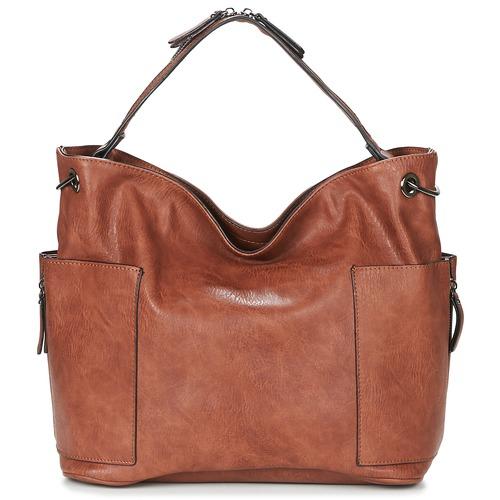 Bags Women Shoulder bags Moony Mood HOPI Cognac