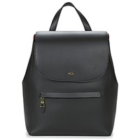 Bags Women Rucksacks Ralph Lauren DRYDEN ELLEN Black / Red