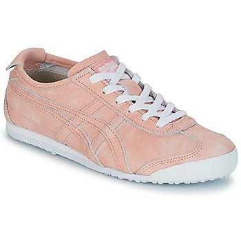 Shoes Women Low top trainers Onitsuka Tiger MEXICO 66 Coral