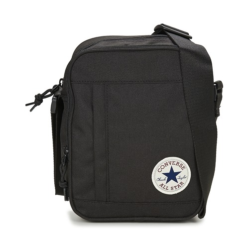 Bags Pouches / Clutches Converse CORE POLY CROSS BODY Black