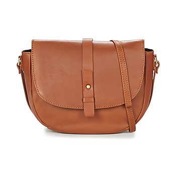 Bags Women Shoulder bags Betty London LUISA Cognac