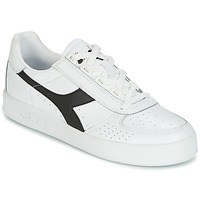 Shoes Low top trainers Diadora B.ELITE White / Black