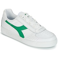 Shoes Low top trainers Diadora B.ELITE White / Green