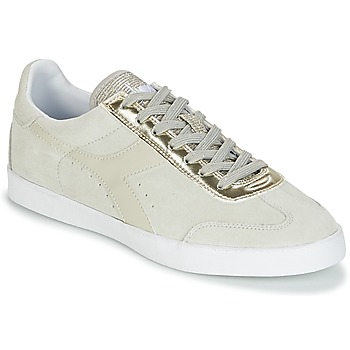 Shoes Women Low top trainers Diadora B ORIGINAL VLZ Beige