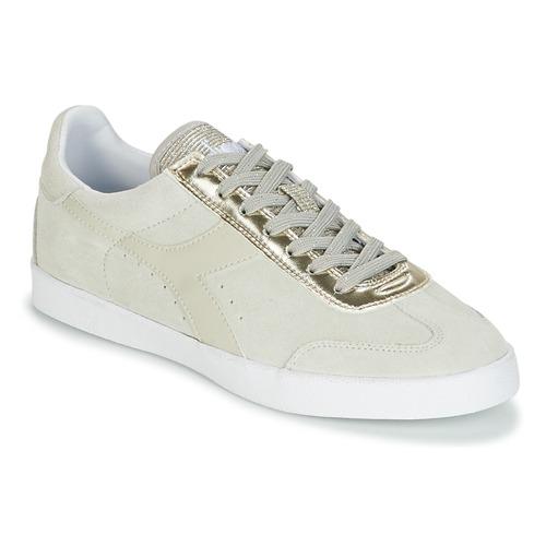 Shoes Women Low top trainers Diadora B ORIGINAL VLZ Grey