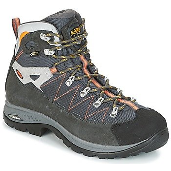 Shoes Men Hiking shoes Asolo FINDER GV MM Grey / Orange