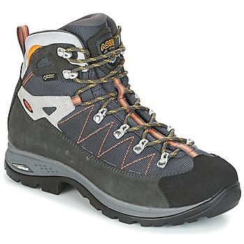 Shoes Men Hiking shoes Asolo FINDER GV MM Grey / Orange