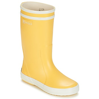 Boots Aigle LOLLY POP Yellow / White 350x350