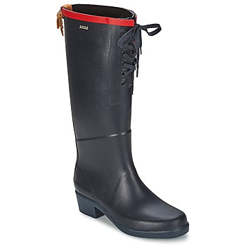 Boots Aigle MISS JULIETTE L MARINE / Red 350x350