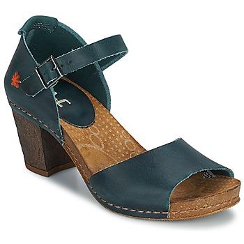 Court-shoes Art IMEET Green / Duck 350x350