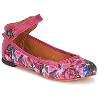 Shoes Women Ballerinas Art LILLE Pink