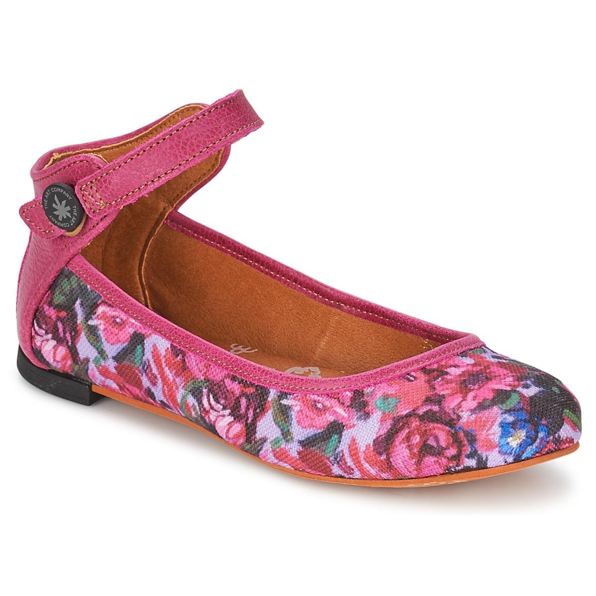 Ballerinas Art LILLE Pink