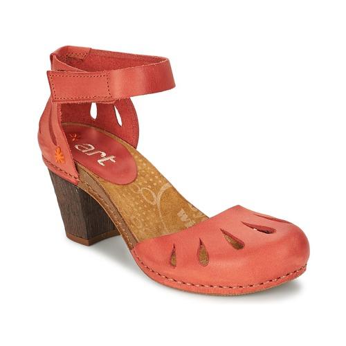 Shoes Women Sandals Art IMEET CORAL