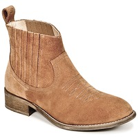 Shoes Girl Mid boots Young Elegant People DEBBYM Brown