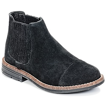 Shoes Girl Mid boots Young Elegant People FILICIAL Black