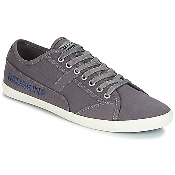 Shoes Men Low top trainers Redskins ZIVEC Grey / Marine
