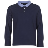 material Men long-sleeved polo shirts Casual Attitude IHEYA Marine