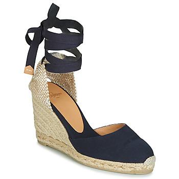 Shoes Women Espadrilles Castaner CARINA Marine
