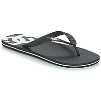 Shoes Men Flip flops DC Shoes SPRAY M SNDL BLW Black / White