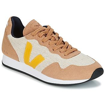 Shoes Women Low top trainers Veja SDU Beige / Yellow