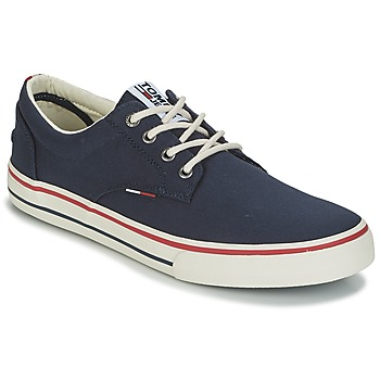Shoes Men Low top trainers Tommy Hilfiger VIC 1 Blue