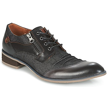 Shoes Men Derby shoes Kdopa MONTMARTRE Black
