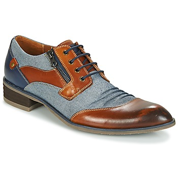 Shoes Men Derby shoes Kdopa MONTMARTRE Camel