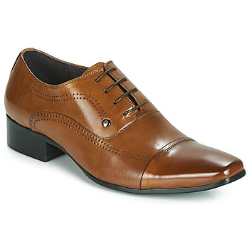 Shoes Men Brogue shoes Kdopa HOWARD Brown