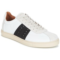 Shoes Men Low top trainers Selected SHNDURAN NEW MIX SNEAKER White / Marine