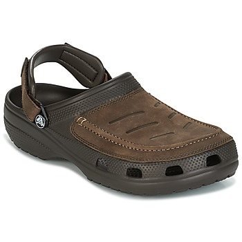 Shoes Men Clogs Crocs YUKON VISTA CLOG Brown
