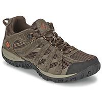 Shoes Men Hiking shoes Columbia REDMOND Brown