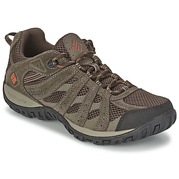 Shoes Men Hiking shoes Columbia REDMOND Brown
