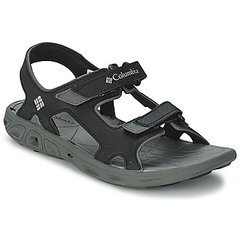 Shoes Children Sports sandals Columbia YOUTH TECHSUN VENT Black