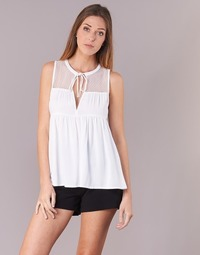 material Women Blouses Volcom SEA Y'AROUND TOP White