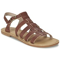 Shoes Women Sandals Timberland EARTHKEEPERS® SHEAFE FISHERMAN Brown / Clear