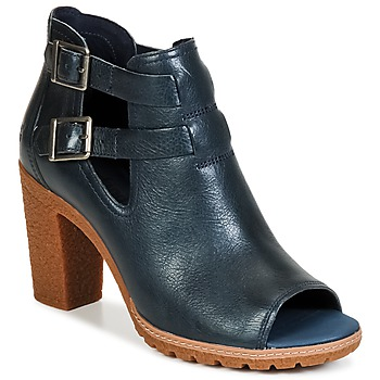 Shoes Women Ankle boots Timberland EARTHKEEPERS® GLANCY PEEP TOE Blue / Night