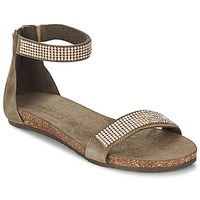 Shoes Women Sandals Dixie GRAMMO Taupe