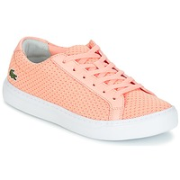 Shoes Women Low top trainers Lacoste L.12.12 LIGHTWEIGHT1181 Pink