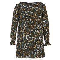 material Women Short Dresses Betty London HOTU Black / Multicoloured