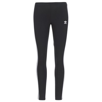 material Women leggings adidas Originals 3 STR TIGHT Black