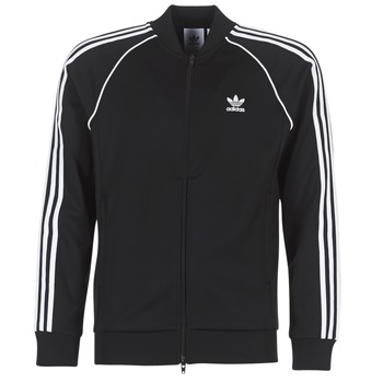 material Men Jackets adidas Originals SST TT Black