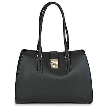 Bags Women Shoulder bags Furla MILANO M TOTE Black