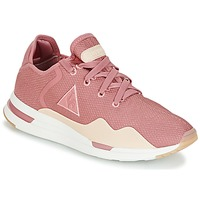 Shoes Women Low top trainers Le Coq Sportif SOLAS W SUMMER FLAVOR Pink