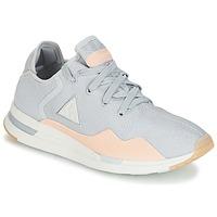 Shoes Women Low top trainers Le Coq Sportif SOLAS W SUMMER FLAVOR Grey / Beige