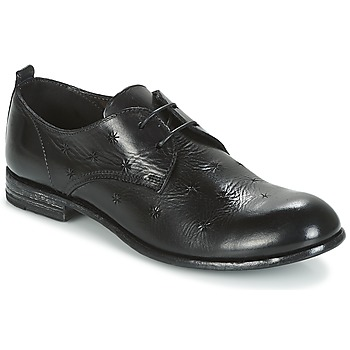 Shoes Women Derby shoes Moma CROSS-NERO Black