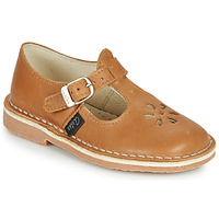 Shoes Girl Ballerinas Aster DINGO Camel