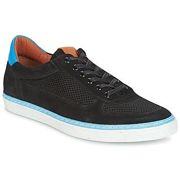 Shoes Men Low top trainers Pataugas PHIL-NOIR Black